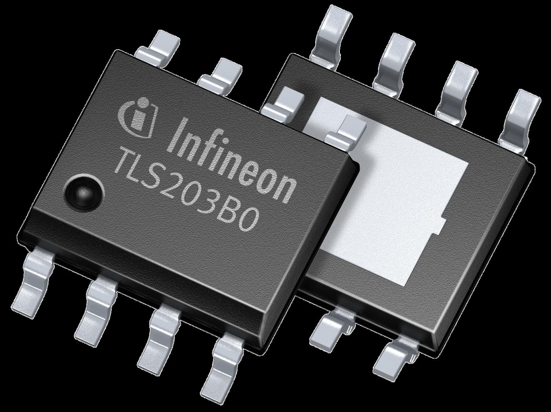 Infineon – New Automotive Linear Post Regulator Family TLS203B0xx, TLS205B0xx, TLS208D1xx, TLF1963xx